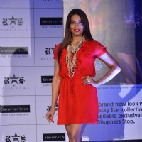 Bipasha Basu at the Launch of New Collection at Shoppers Stop by Rocky S