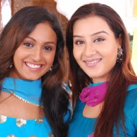 Shilpa Shinde and Archana Taide in Swarg