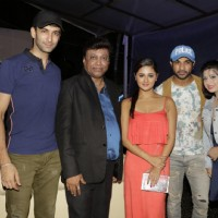 Celebs at Manik and Preethi Soni's Anniversary Celebration