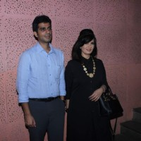 Neeta Lulla at Whistling Woods Convocation