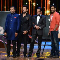Promotions of Drishyam on Nach Baliye 7