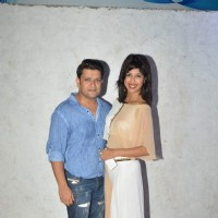 Aishwarya Sakhuja and Rohit Nag at Celebration of Suyash Rai's Sister's Birthday at Star Struck
