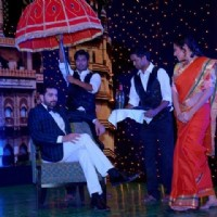 Siddhant Karnick and Drashti Dhami on the Sets of Ek Tha Raja Ek Thi Rani