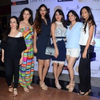 Aditi, Arzoo and Amy at Phoenix Market City Event