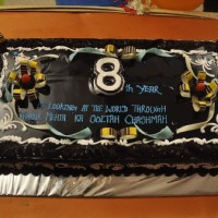 Cake For the Start of 8th Year of Taarak Mehta Ka Ooltah Chashmah