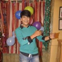 Bhavya Gandhi of Taarak Mehta Ka Ooltah Chashmah at Celebration Event