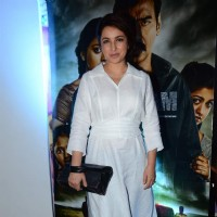 Tisca Chopra at Special Screening of Drishyam