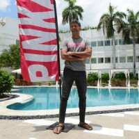 The 'IronMan' Milind Soman at Pinkathon Press Meet