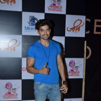 Gurmeet Choudhary at Special Screening of Marathi Movie 'Jaaniva'