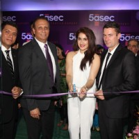 Sagarika Ghatge Launches 5ASEC Store