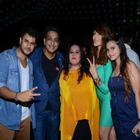 Jay Soni and Sudeepa Singh at Pankita Sardani and Arun Sheshkumar's Bash