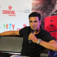 Akshay Kumar Promotes Brothers at Carnival Cinemas,Indore