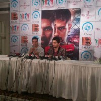 Sidharth Malhotra and Akshay Kumar Promotes Brothers in Nagpur