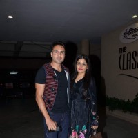 Iqbal Khan at Manish Paul's Birthday Bash