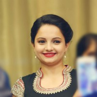 Giaa Manek at Luv Israni Wedding