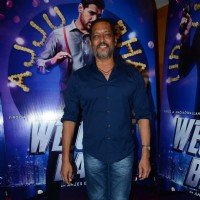 Nana Patekar at Promotions of Welcome Back