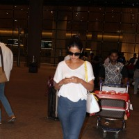 Sonal Chauhan Snapped at Airport