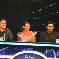 All is Well Team for Promotions on Indian Idol Junior