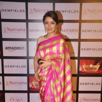 Tisca Chopra at Retail Jeweller India Awards 2015