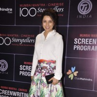 Tisca Chopra at Screenwriters Meet