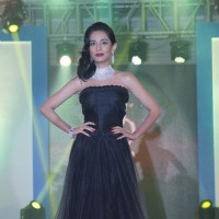 Amrita Rao at Sterling Silver Jewellery Fashion Show