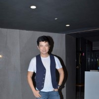 Meiyang Chang poses for the media at the Special Screening of Angrej