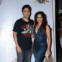 Ayaz Khan at Bipasha Basu's Bash