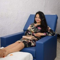 Giaa Manek at at Medusa Brunch