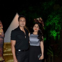 Iqbal Khan and Sneha Khan at Sana Khan's Birthday Bash