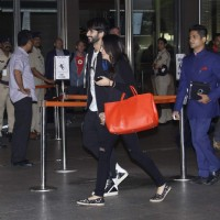 Shahid Kapoor and Mira Rajput Kapoor Returns From Their Honeymoon