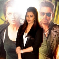 Aishwarya Rai Bachchan at Trailer launch of Jazbaa