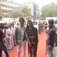 Aishwarya Bachchan and Irrfan Khan Snapped on Sets of DID