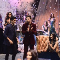 Ranbir Kapoor Walks for Manish Malhotra at Lakme Fashion Week