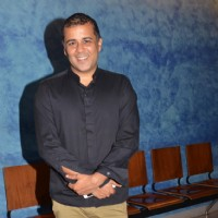 Chetan Bhagat at the Special Screening of Phantom