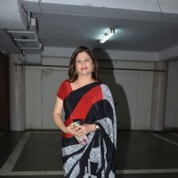 Kunickaa Sadanand at the Preview of Vandana Sajnani's Play 'Fourplay'