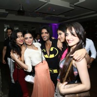 Celebs at Karanvir Bohra's Birthday Bash