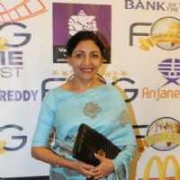 Deepti Naval at Festival of Globe - Silicon Valley