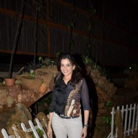 Smita Bansal at TV Party of Zindagi Abhi Baki Hain Mere Ghost