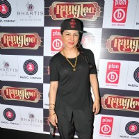 Hard Kaur at Richa Sharma's Album Launch