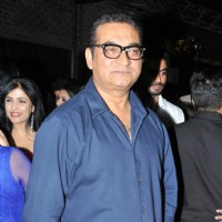 Abhijeet Bhattacharya at Richa Sharma's Album Launch
