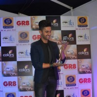 Ravi Dubey at GR8 ITA Awards