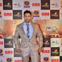 Sangram Singh at GR8 ITA Awards