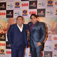 Cyrus Broacha and Kunal Vijaykar at GR8 ITA Awards