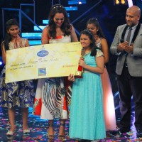 Winner Ananya Nanda Recieves Prize Money at Indian Idol Junior Season 2 Grand Finale