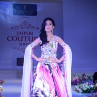 Amrita Rao at Jaipur Couture Show