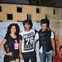 Teejay Sidhu, Karanvir Bohra and Ravi Dubey at Sargun Mehta's Birthday Bash