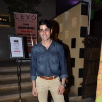 Gautam Rode at Sargun Mehta's Birthday Bash