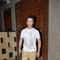 Aamir Ali at Sargun Mehta's Birthday Bash
