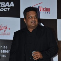 Sanjay Gupta at Song Launch of Jazbaa