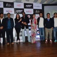 Celebs at Song Launch of Jazbaa